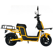 Cargo Ebike  Cargo Scooter 2 Wheel Electric Scooter for Cargo Delivery