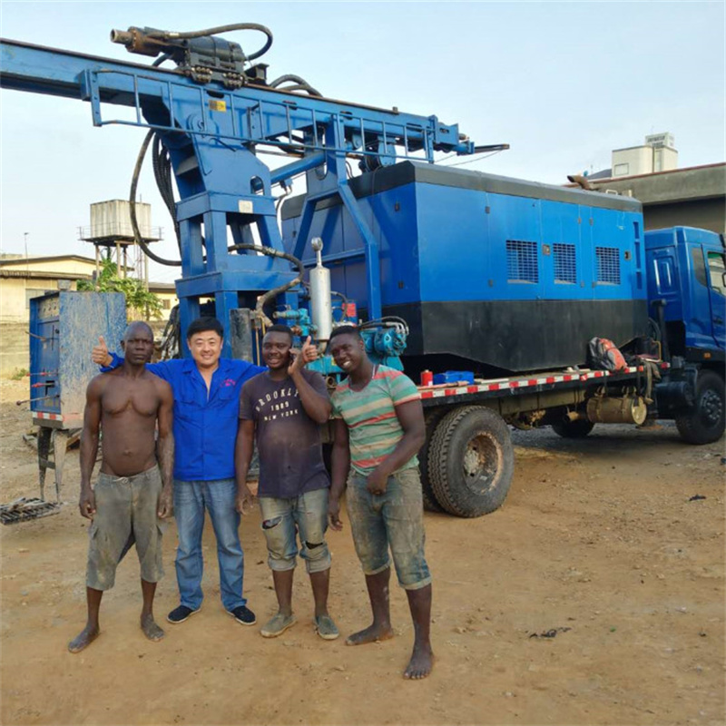 truck water well rig (3)