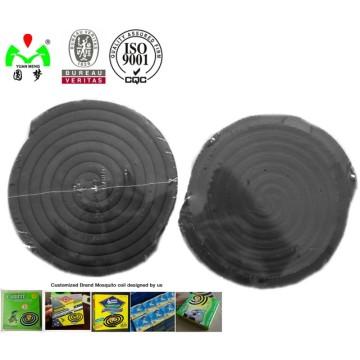 Bobina repelente de mosquitos de alta calidad modificada para requisitos particulares del diseño libre del OEM para el control de plagas