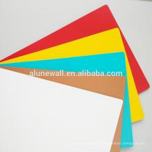 Panneau composite en aluminium pour impression UV Advertising