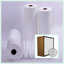 Filtro de microfibra de vidro Media-ASHRAE