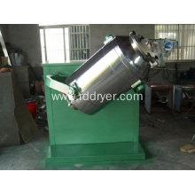 SYH three dimensional swing mixer for industrial powder
