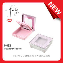Full In Diamonds Square Powder Container