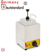 Réchauffeur de sauce en acier inoxydable à tête simple Vacuum Flask