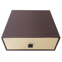 Benutzerdefinierte Sliding Geschenkbox mit Schublade