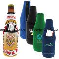 Sublimación de moda personalizada de impresión Neopreno titular de la botella, titular de la botella doble neopreno