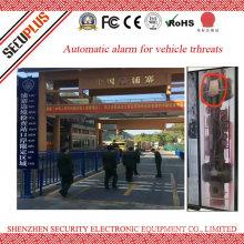 Auto ALPR camera Under Vehicle under vehicle explosive inspection machine