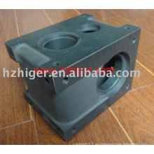 piezas de la carcasa de la válvula de fundición a presión de aluminio