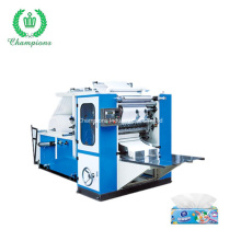 One Color Printing 2 Line Facial Tissue Paper Making Machine Price