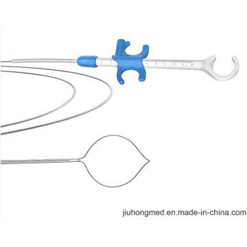 CE Kennzeichnung endoskopische rotierenden Polypektomie Snare
