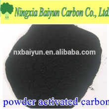 methylene blue 15 powdered wood activated carbon for sugar industry