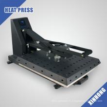 CE approuvé T-shirt magnétique Tissel à chaleur Machine de presse