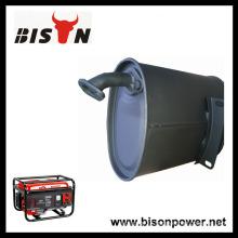 BISON China Taizhou China Suppliers Super Quiet Generator Muffler