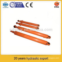 20 years hydraulic expert double acting telescopic hydraulic cylinder for sale