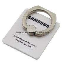 Porte-anneau de téléphone mobile de mode avec logo