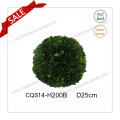 D25cm Natural Boxwood Leaves Craft Wedding Decoration