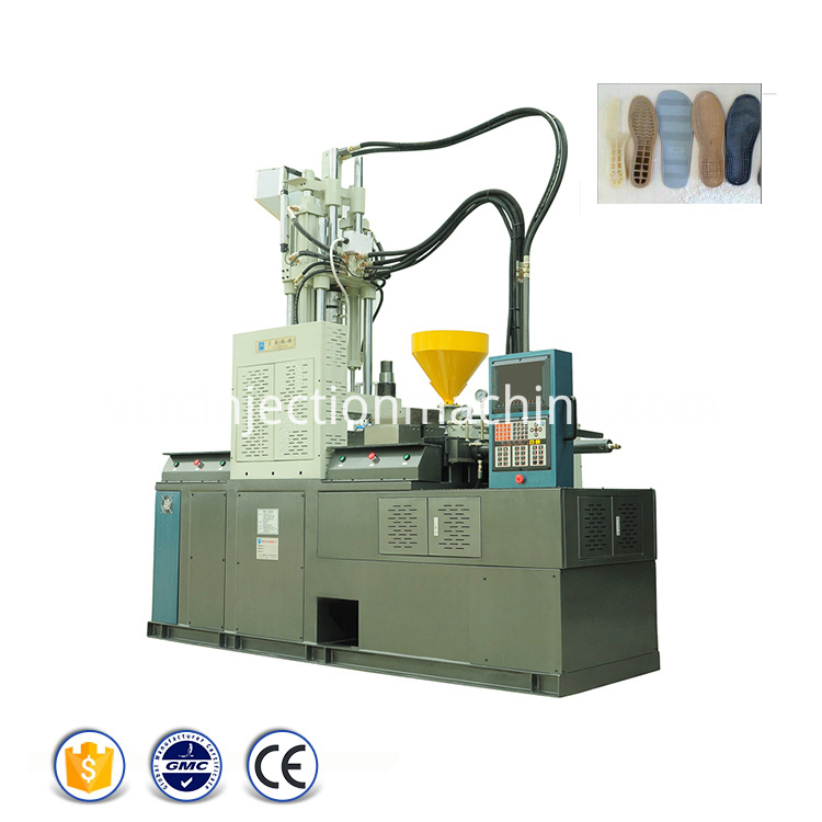 Shoe Soles Injection Molding Machines