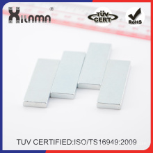 Sintered Block Strong Motor NdFeB Permanent Neodymium Magnet