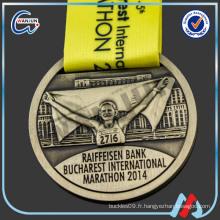 Médaille de médaille de la médaille de compétition en gros