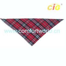 Bufanda de mascotas triángulo