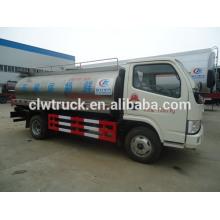 5000L Dongfeng milk transport tank truck