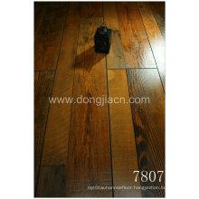 Exotic Synchronized Walnut Laminate Flooring 7807