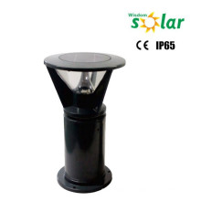 Haute lumière solaire led bollard lumière Zhongshan usine fabriqué en Chine JR-B013