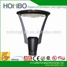 Lumière de jardin LED UL Lumière de jardin léger en aluminium Luminaire de jardin design neuf