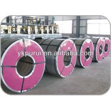Matériaux de construction ou assiette en acier
