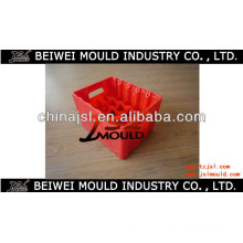 Durable Injection Plastic Beer Crate Mold