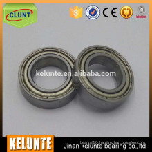 Used in machine high quality deep groove ball bearing 61917 61917-Z 61917-2Z