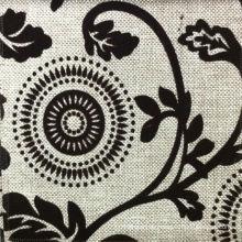 Beflockung Blume Design Sofa Stoff
