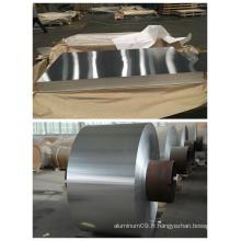 Feuille et bobine en aluminium