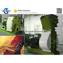 Broyage / broyage de blé brut de machine de matière première d'alimentation / maïs / moulin à grain de grain