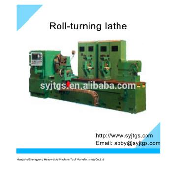 Precio de la máquina del torno del rodillo-torneado de la alta precisión para la venta