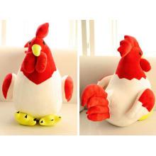 China New Year Tier weichen Spielzeug Plüsch gefüllte Spielzeug Hühner