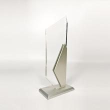 Grabados personalizados de trofeos de metales acrílicos