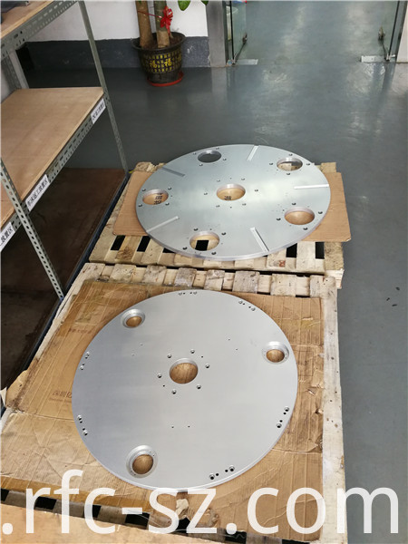 custom Large gantry processing disc
