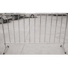 Removable Crowd Control Barrier