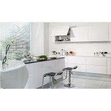 Beliebte klassische Design Lack Finish Küche Cabient