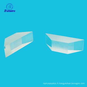 Prisme penta BK7 et prisme à angle droit de 10 mm et prisme à angle droit K9