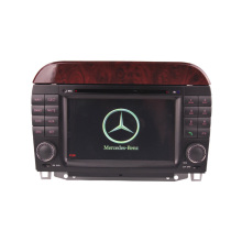 Car Video for Benz S - W220 DVD Navigation with MPEG4