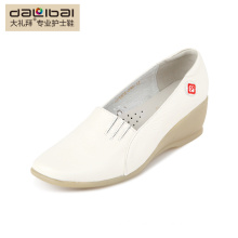 Top class good price leather nurse surgical medical shoe