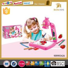 Proyector del juguete del dibujo del niño 3in1