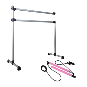 GIBBON Gym Fitness Equipment Adjustable Ballet Barre