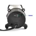 12V gonfleur de pneu Mini avec manomètre numérique