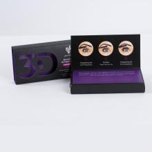 Мудрость хорошее качество 3D волокна ресницы тушь 2PCS / Box