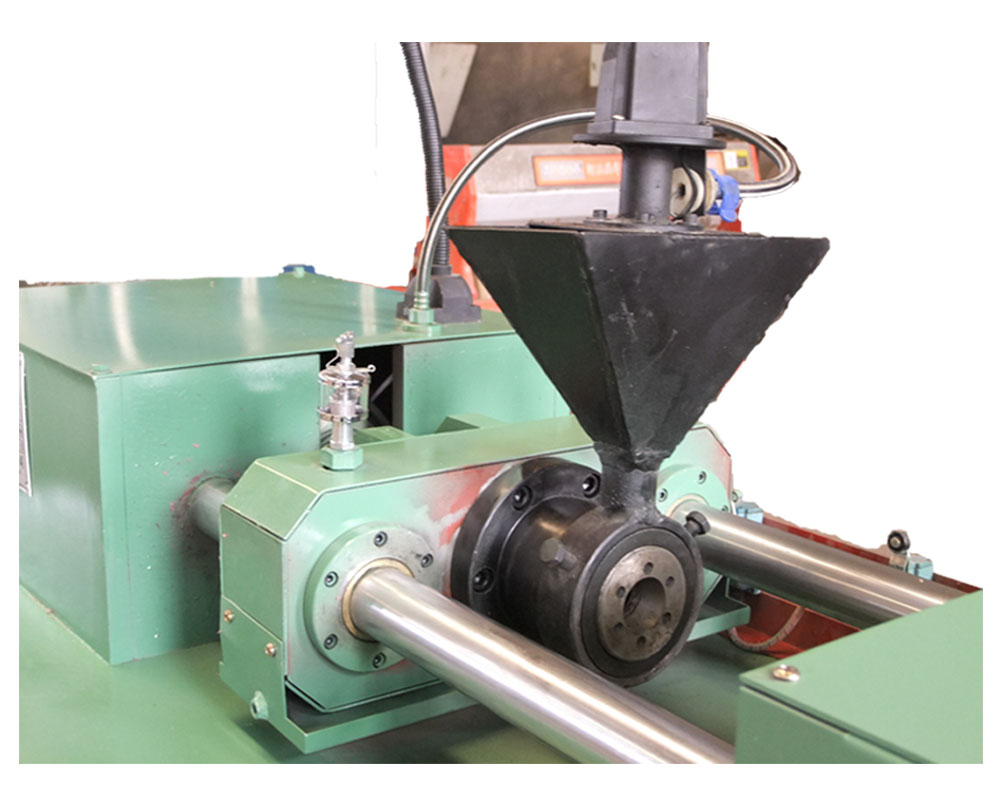 Steel Bar Reducing Diameter Machine