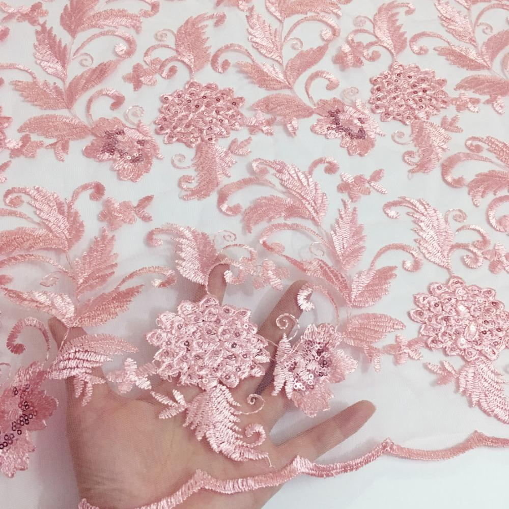 High Quality Lace Embroidery
