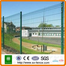Painéis baratos da cerca, painéis soldados da malha